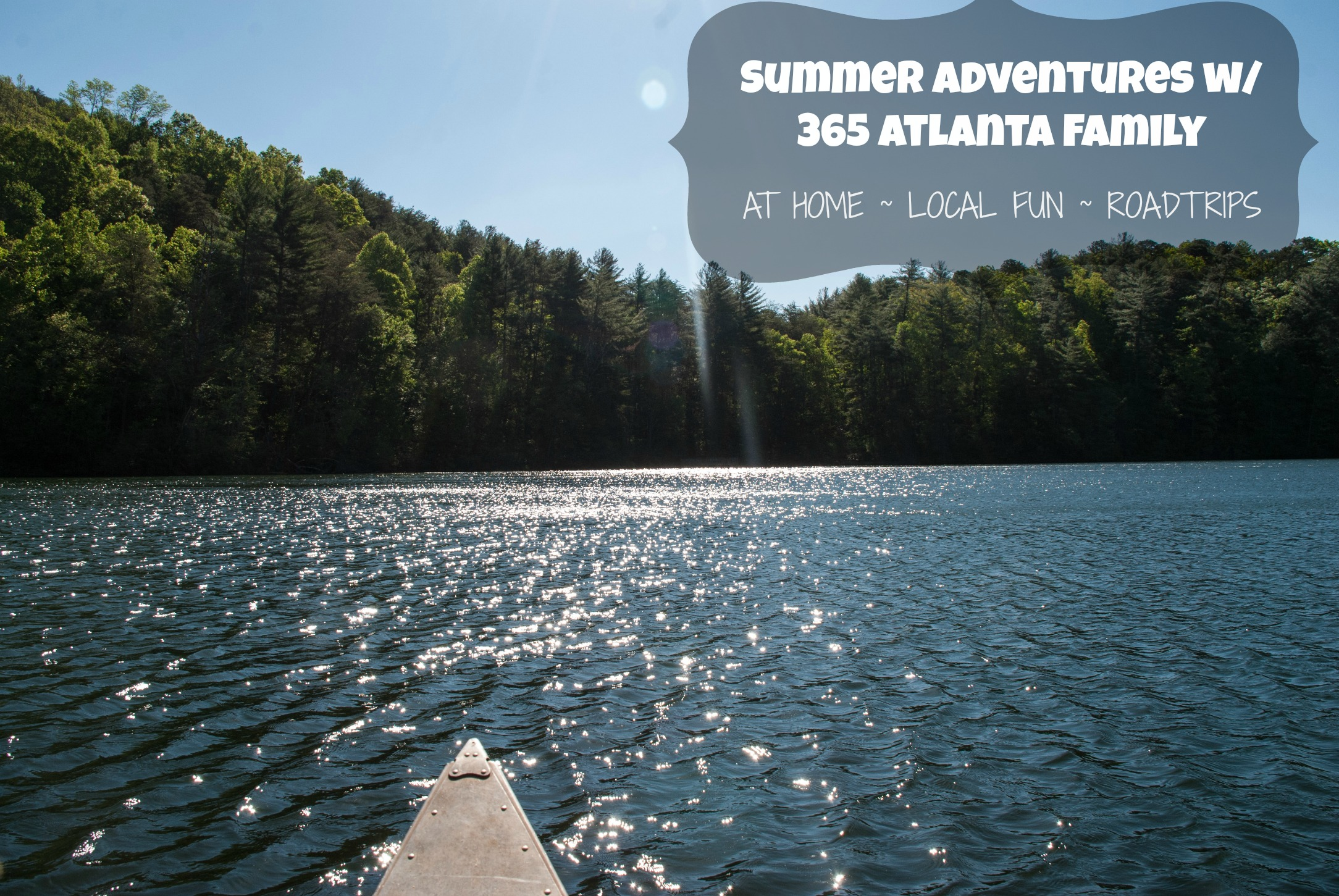 things to do in atlanta for summer from 365 Atlanta Family