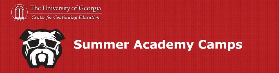 7 UGA Camp Options for Tweens and Teens